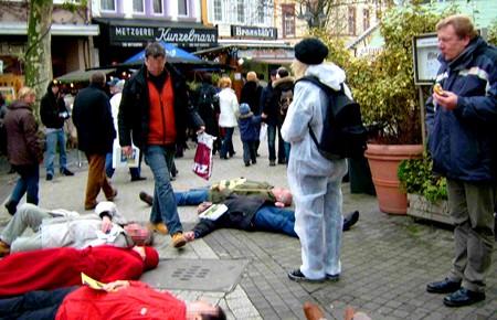 Bensheim Flashmob